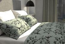 Black & Grey (Bedding)