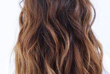 волосы. прически. цвета.
