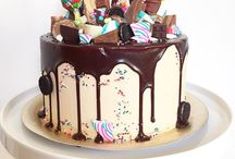 More is More / Over the Top Cakes - Candy Drip Cakes