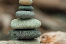 Stones  / I love stones, simple