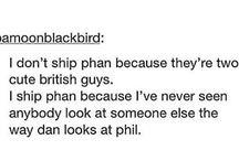 •Dan and Phil•