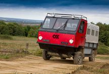 OX the foldable truck