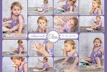 Cake-Smash Fotoshooting / kids photography | Sarah Kaiser Fotografie | Germany | Sundern | Sauerland
