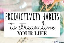 Productivity: be a Living Machine / Be productive and bear fruits! Learn how to optimize your hard work into smart work!