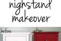 Furniture/Home Decor DIY / Painting, refinishing, etc for furniture or any other type of decoration for the home.