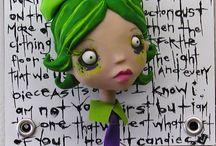 Jill Penney Dolls