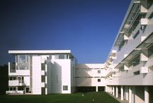 RM 1992 KNP Headquarters Hilversum, The Netherlands 1987 - 1992 / RICHARD MEIER