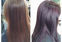 Color / Color and highlights done by our Future Professionals