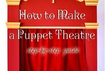 Puppet theatre project