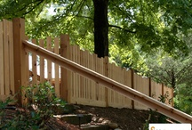 Modern Picket Fence Design / by Fence Workshop™