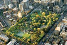 Parc urban