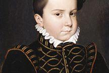 Elizabeth I's Suitors
