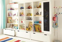 Kids_Play Room / by Jessica Lucken