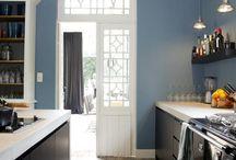 Traditionele / klassieke keukens / Leuke keuken ontwerpen in traditionele en / of klassieke stijl. Van jaren 30 naar neo klassiek....