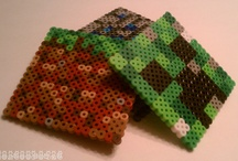 Minecraft / Epic pins involving the computer game 'Minecraft'.
