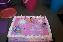 lego friends cake lillian