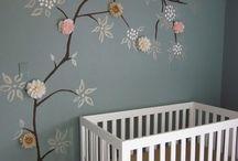 Kinderkamer decor