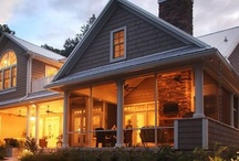 Porches, patios and sunrooms