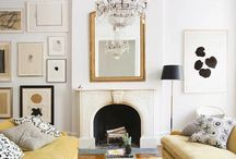 Home Living Room / by Irina Reichert Photography