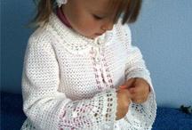 tejidos de niñita