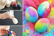 Easter eggs&decoration