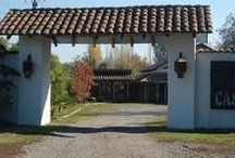 casas de campo chilenas