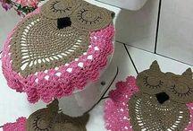 Crochês lindos