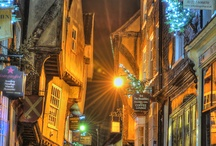 Diagon Alley / I don't really like shopping but I would love to shop in Diagon Alley or Hogsmeade!
