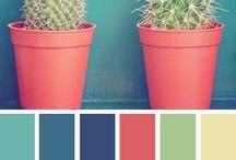 Colour Pairings