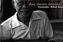 Kutipan Sastra / Kutipan hebat dari para sastrawan dan seniman kata di Indonesia