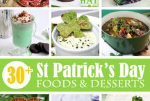 St Patrick's Day Foods