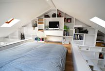 roof space interior