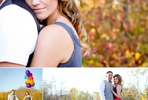 Put a Ring on It / Engagement photos and invitations