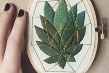 Embroidery diy
