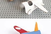 recyklácia  námety
