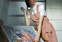 America, the 1940s