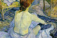 Artist Toulouse-Lautrec