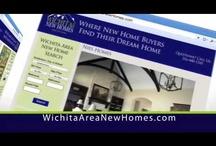 Wichita Area New Homes / by Wichita Area New Homes
