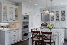 Living room @ kitchen
