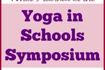 Yoga in Schools / Articles and ideas for teaching yoga in schools.
