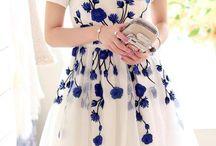 inspirujące suknie dla druchen/outfit for bridesmaid