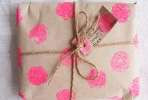 Gift wrapping and Stationary