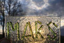 ATELIER  -  M.A.R.S. / artistically recycled glass - künstlerisch Recycling-Glas - vidrio reciclado artístico - verre recyclé artistiquement - artystycznie recyklingu szkła - художественно переработанного стекла