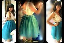 "Tutu skirts ""VATRIMA"""