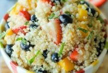 Healthy Salads / Vegetable based meals to fill your day.