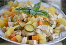 CUCINA BIO / cucina consapevole, senza estremismi sul vegano, vegetariano, crudismo...etc.