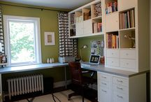 Office / by Haley Sampson Hill