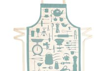 Kitchenware Ideas / Brighten up your kitchen with our gorgeous selection of Kitchenware from Feather and Nest. A playful range of designs on tea towels, aprons, oven mitts and ceramics, which are set to bring a smile to your face.