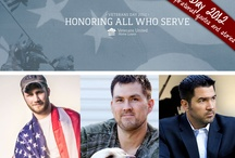 """Veterans Day  / """"This nation will remain the land of the free only so long as it is the home of the brave."""" -Elmer Davis / by Military Spouses"""