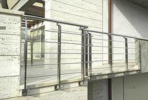 handrail, banisters